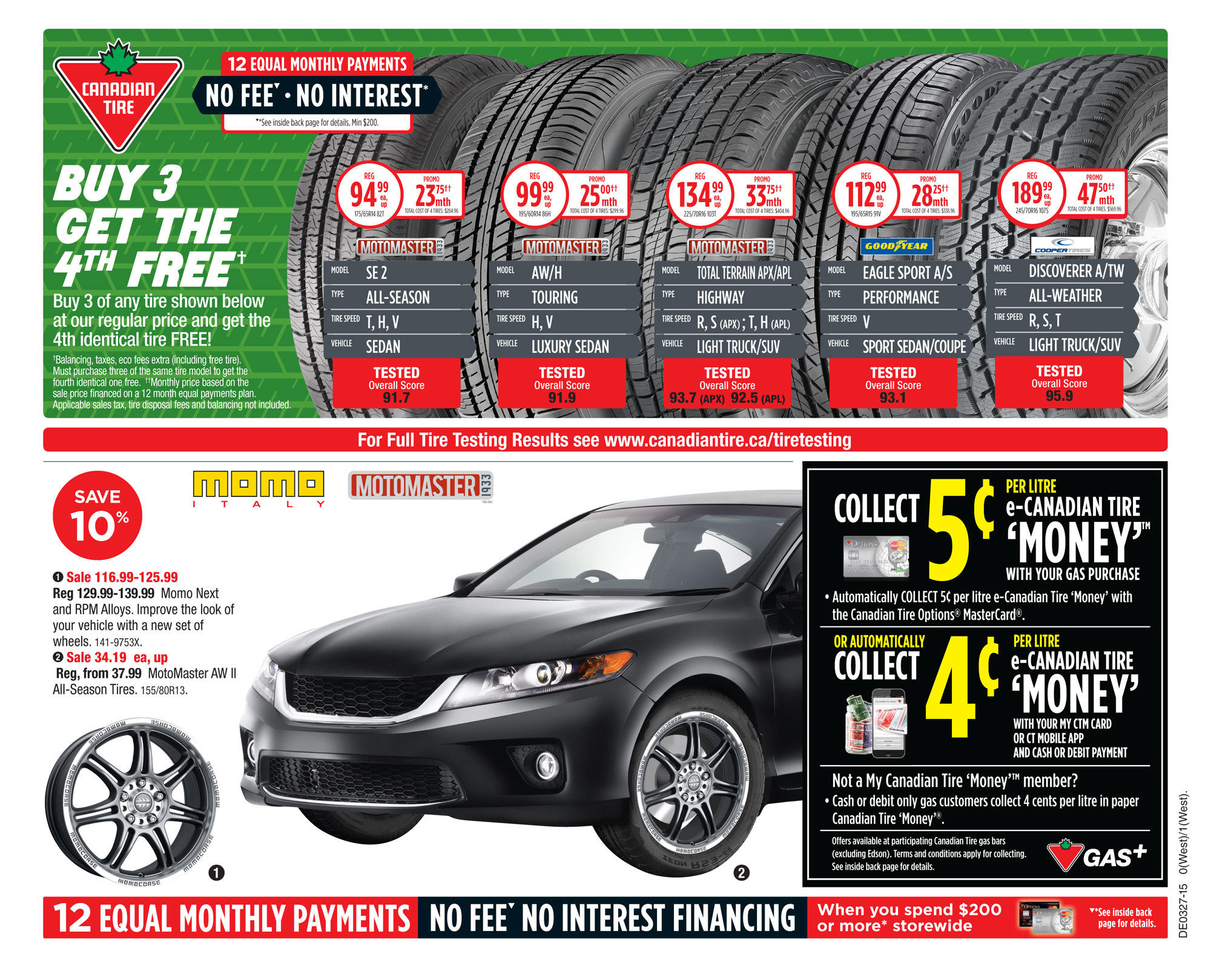 Canadian Tire Weekly Flyer Jul 2 8 Redflagdeals