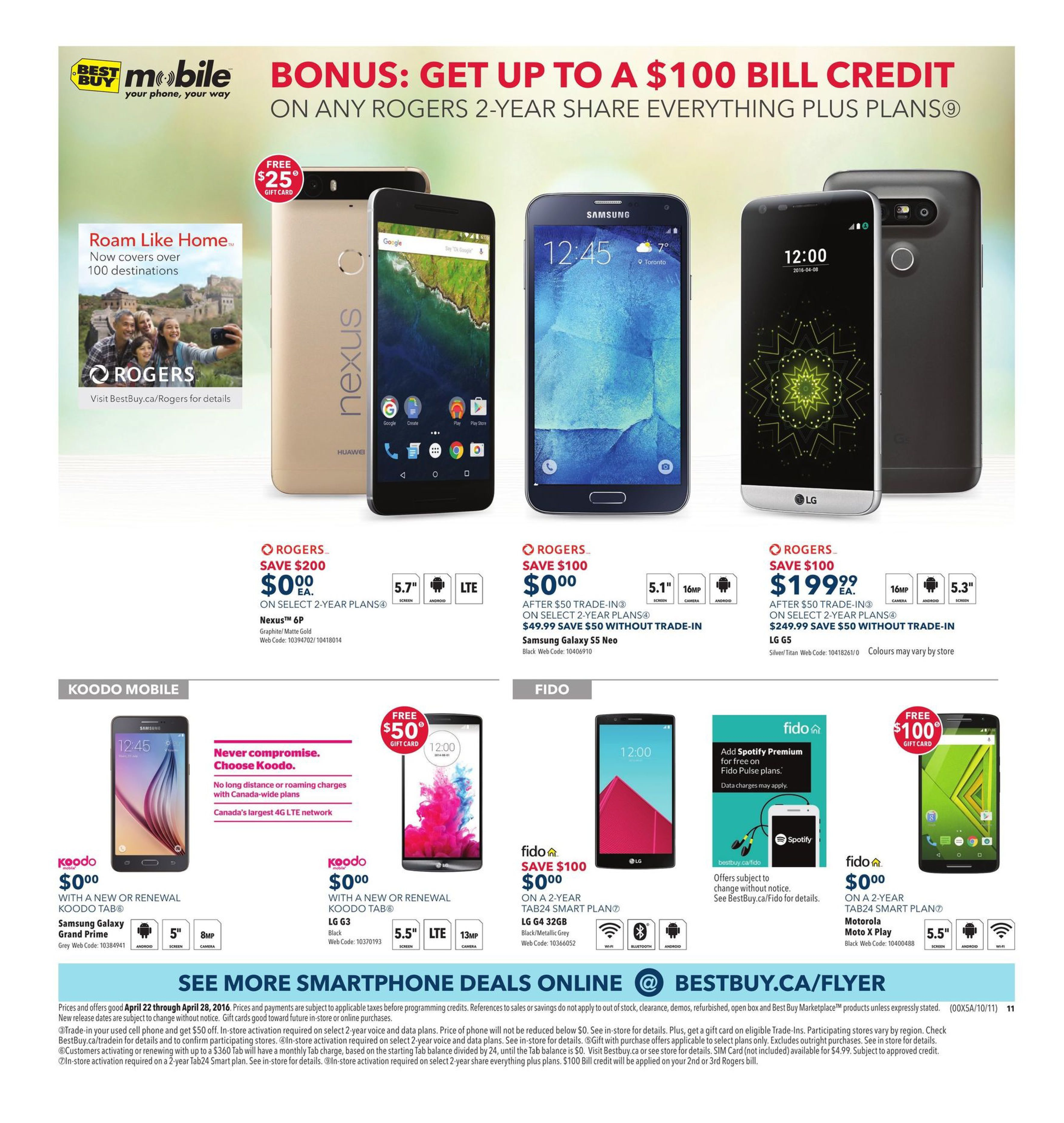 Best Buy Weekly Flyer Work Smart Save Smarter Apr 22 Phone Jack Wiring Question For Voip Redflagdealscom Forums 28