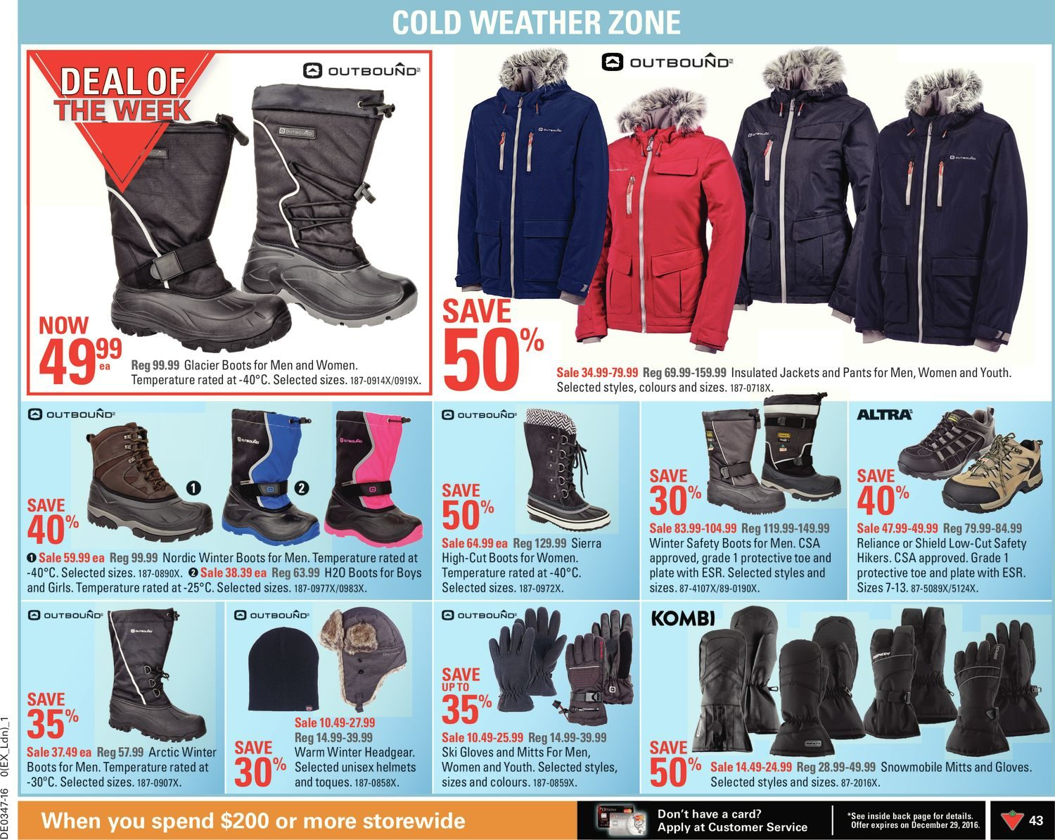 Canadian Tire Weekly Flyer - Weekly - Make It Festive - Nov 18 – 24 -  RedFlagDeals.com 98170bd2c77f8