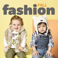Babies R Us - Fall Fashion Look Book Flyer