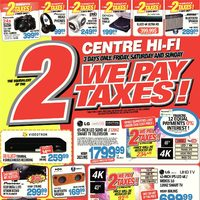 - Weekly - We Pay 2 Taxes! Flyer