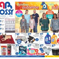 Rossy - Weekly - Hello Fall Flyer