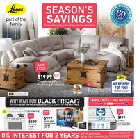 - Season's Savings  Flyer
