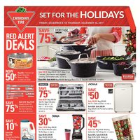 - Weekly - Set For The Holidays Flyer
