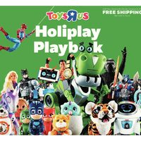 Toys R Us - Holiplay Playbook Flyer