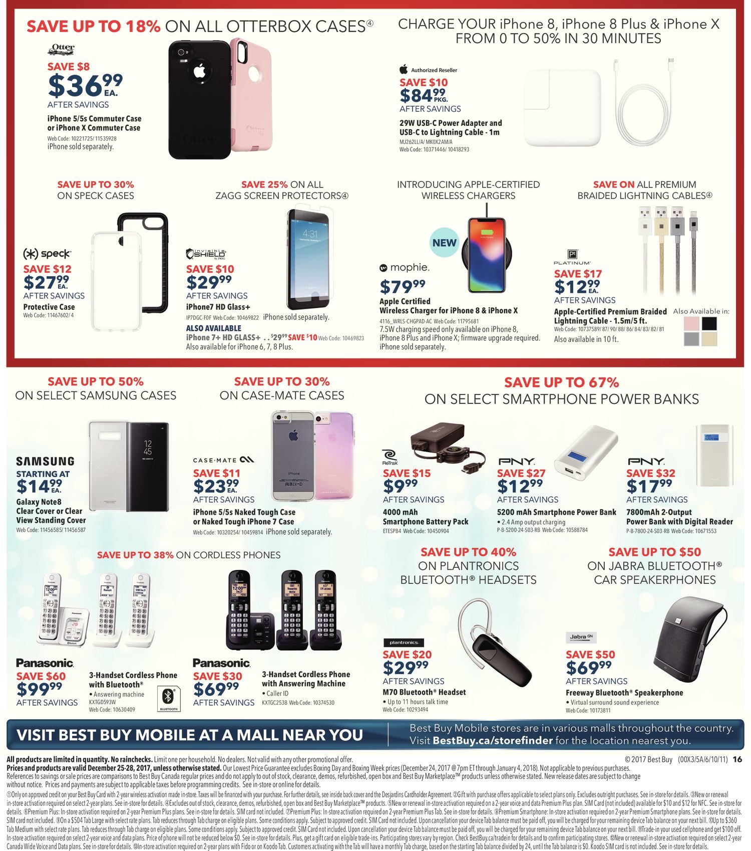 Best buy weekly flyer boxing day sale dec 25 25 redflagdeals greentooth Image collections