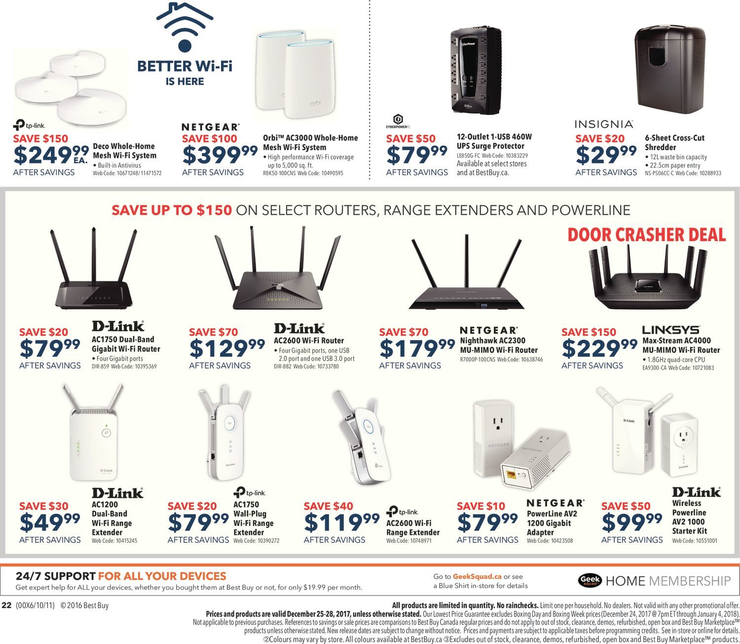 Best Buy Weekly Flyer Boxing Day Sale Dec 25 Mamba Monster Wiring Diagram