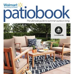 Walmart - Patiobook Flyer