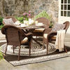 Hometrends Arya 5-Piece Dining Chat Set