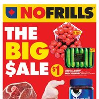 No Frills - Weekly - The Big $ Sale Flyer