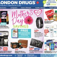 - 6 Days of Savings - Mother's Day Savings Flyer