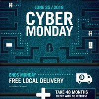 The Brick - Cyber Monday Flyer