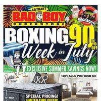 Bad Boy Furniture Flyer - Kitchener, ON - RedFlagDeals.com