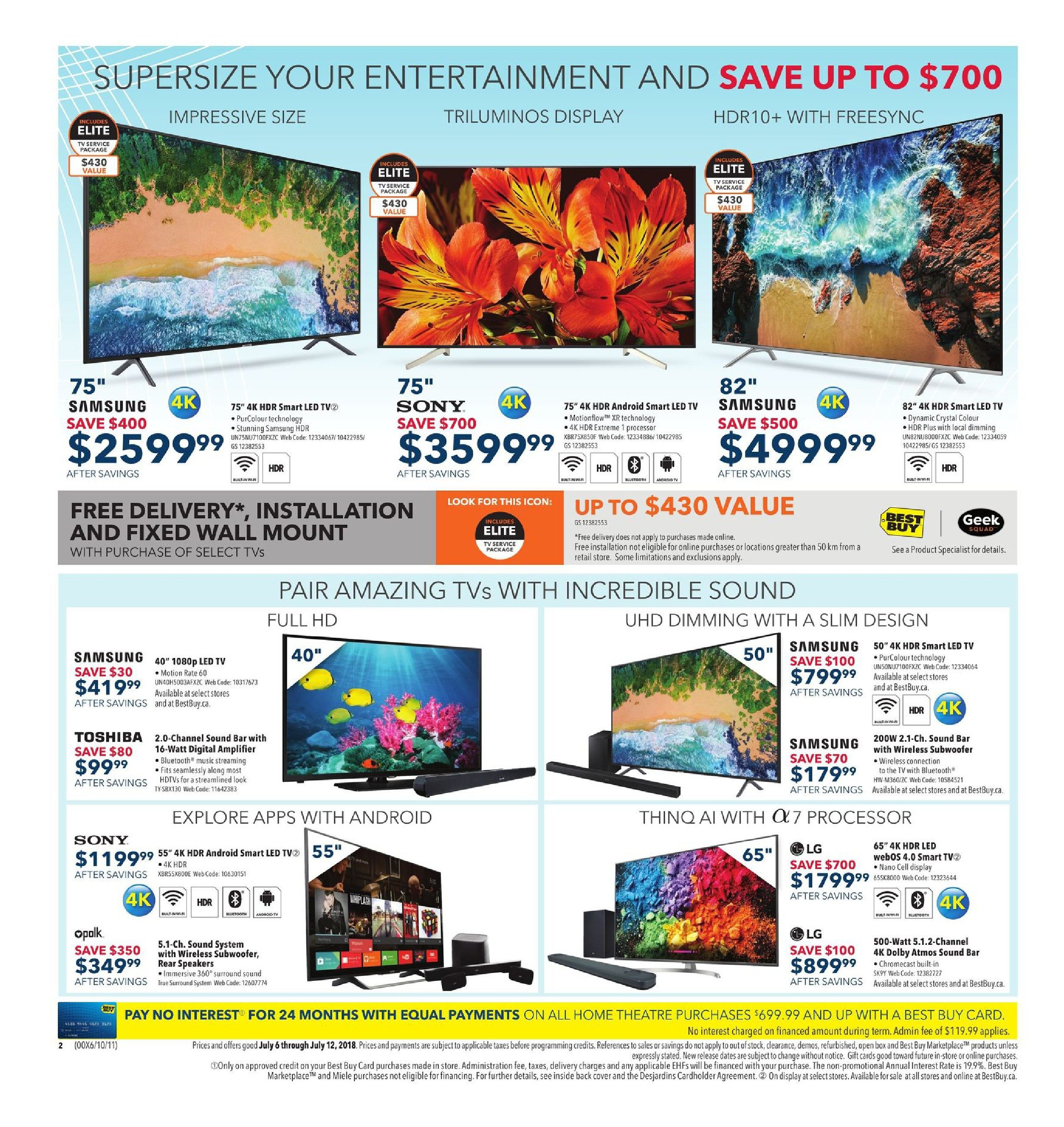 Best buy weekly flyer weekly hot tech at even hotter savings best buy weekly flyer weekly hot tech at even hotter savings jul 6 12 redflagdeals fandeluxe Image collections