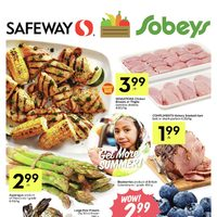 Sobeys - Weekly Specials - Get More Summer! Flyer