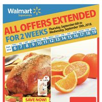 Walmart - Supercentre - All Offers Extended For 2 Weeks Flyer