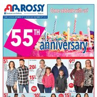 Rossy - Weekly - 55th Anniversary Sale Flyer