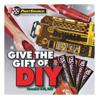 PartSource - Give The Gift of D.I.Y. Flyer