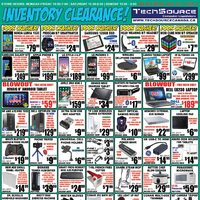 - Inventory Clearance! Flyer