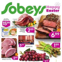 Sobeys - Weekly - Happy Easter Flyer