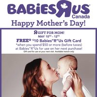 - Happy Mother's Day! Flyer
