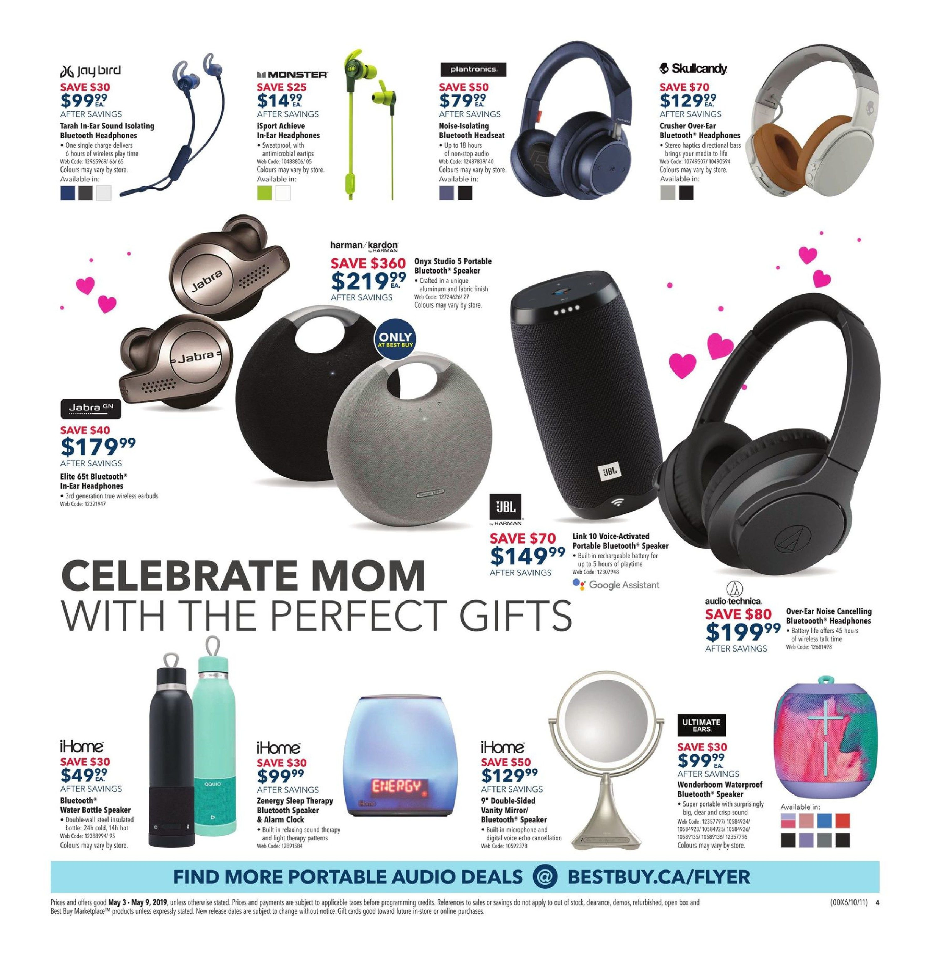 2212067257a Best Buy Weekly Flyer - Weekly - Ultimate Appliance Event - May 3 – 9 -  RedFlagDeals.com