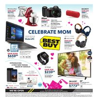 - Weekly - Celebrate Mom Flyer