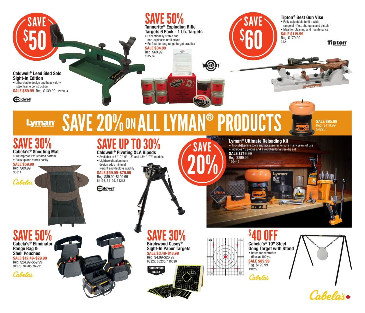 Cabelas Weekly Flyer - Father's Day Sale! - May 28 – Jun 16