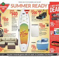 Canadian Tire - Weekly - Summer Ready Flyer