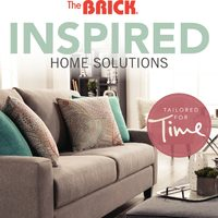 The Brick - Inspired Home Solutions - Tailored For Time Flyer