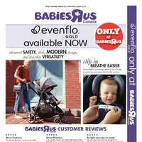 Babies R Us - Weekly Flyer