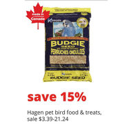 Hagen Pet Bird Food & Treats