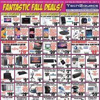 - Fantastic Fall Deals! Flyer