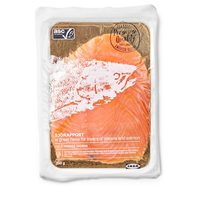 Sjorapport Cold Smoked Salmon