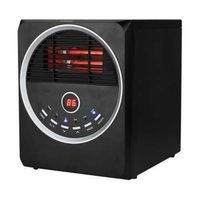 Warm Living Infrared 6 Element Quartz Heater