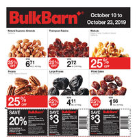 Bulk Barn - 2 Weeks of Savings Flyer