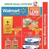 - Supercentre - Spend Small, Give Big! Flyer