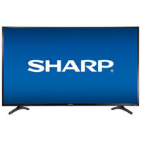 "Sharp 50"" 4K HDR Roku Smart LED TV"