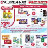 Apple Drugs - 2 Weeks of Savings Flyer