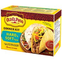 Old El Paso Dinner Kits, Seeds of Change Rice, Uncle Ben's Natural Select Rice or Specialty Rice