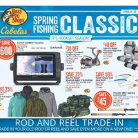 Bass Pro Shops - Spring Fishing Classic Flyer