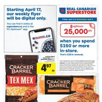 Real Canadian Superstore - 6 Days of Savings Flyer
