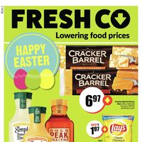 Fresh Co - Weekly - Happy Easter Flyer