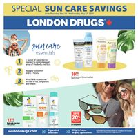 - Sun Care Savings Flyer