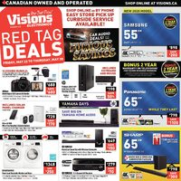 - Weekly - Red Tag Deals Flyer
