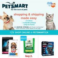 PetSmart - For The Love of Pets Flyer