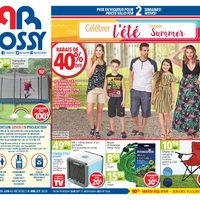 Rossy - 2 Weeks of Savings - Celebrate Summer Flyer