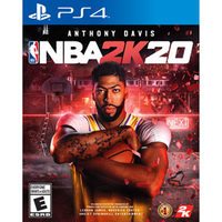 NBA 2K20 PS4 Xbox One Switch