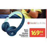 Beats By Dr.Dre Beats Solo Wireless Headphones