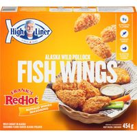 High Liner Power Packed Burgers or Fish Wings